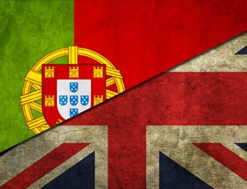Sítio Web da Fehst Componentes disponível em Português